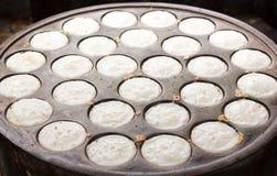 Genre de sucreries thaïes Images stock