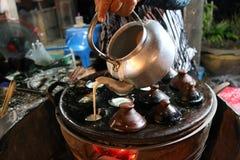 genre de sucreries thaïlandaises, module édité, genre de sucreries thaïlandaises Photographie stock libre de droits