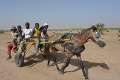 gens africains Photo libre de droits