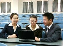 Gens d'affaires asiatique Photographie stock libre de droits