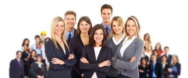 Gens d'affaires d'équipe Image libre de droits