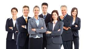 Gens d'affaires d'équipe Images stock