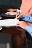 Gens d'affaires de #4 Image stock