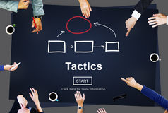Gens d'affaires de collègue Team Concept de coopération Photo libre de droits