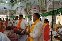 Gens de Bishnupriya Manipuri Photos stock