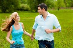 Gens de couples Photos stock