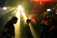 Gens de danse Photos libres de droits