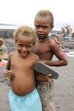 Gens de la Papouasie-Nouvelle Guinée Images stock