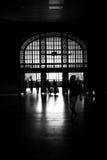 Gens de silhouette Photographie stock libre de droits