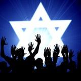 Gens juifs Image libre de droits