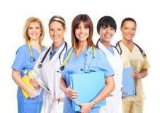 gens médicaux Image libre de droits
