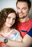 Gens mariés Photos libres de droits