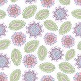 Gens pattern-02 images libres de droits