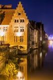 Gent Stockbild