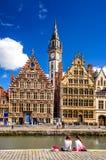 Gent, Belgium Royalty Free Stock Image