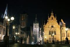 Gent city center Stock Photo