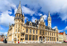 Gent, Flanders, Belgium. Royalty Free Stock Images