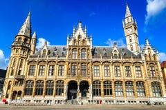 Gent, Flanders, Belgium. Royalty Free Stock Image
