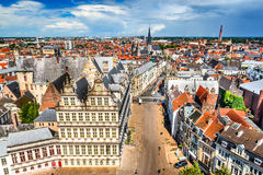 Gent, Flanders, Belgium Royalty Free Stock Photography