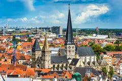 Gent, Flanders, Belgium Royalty Free Stock Photo