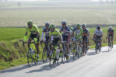 Gent-Wevelgem cycling Stock Photos