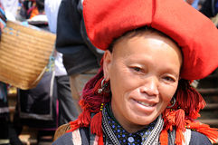 Gente étnica en Vietnam Imágenes de archivo libres de regalías