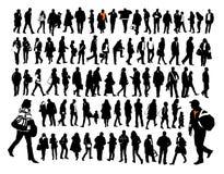 Gente stock de ilustración