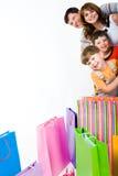 Gente alegre Fotografía de archivo libre de regalías