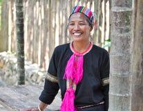 Gente china de Miao Imagenes de archivo