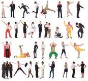 Gente común Imagenes de archivo