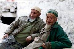 Gente de Baltistan, la India imágenes de archivo libres de regalías