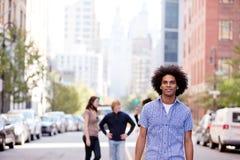 Gente de ciudad Fotos de archivo