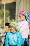 Gente de la minoría étnica Fotos de archivo libres de regalías