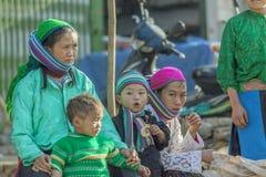 Gente de la minoría étnica Imagen de archivo libre de regalías