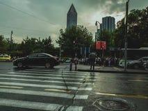 Gente de la muchedumbre, timelapse 4k almacen de metraje de vídeo