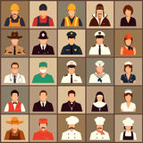Gente de la profesión ilustración del vector