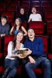 Gente de risa Imagen de archivo