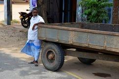 Gente de Srí Lanka fotografía de archivo
