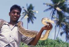 GENTE DE SRI LANKA HIKKADUWA Imagen de archivo libre de regalías