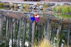 Gente del agua Fotos de archivo