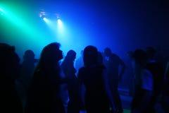 Gente del baile Fotos de archivo libres de regalías