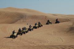 Gente del desierto Imágenes de archivo libres de regalías
