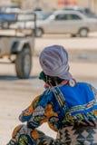 Gente del mundo - mujeres namibianas Fotos de archivo