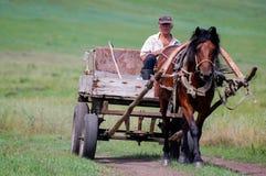 Gente del pueblo Foto de archivo