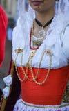Gente della Sardegna Fotografia Stock Libera da Diritti