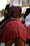Gente della Sardegna Fotografie Stock