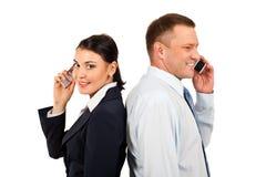 Gente di affari Immagini Stock