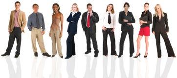 Gente di affari Immagine Stock Libera da Diritti