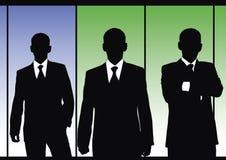 Gente di affari Fotografia Stock Libera da Diritti