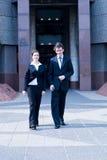 Gente di affari Fotografie Stock